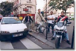 Métro, auto, vélo ou moto : le match