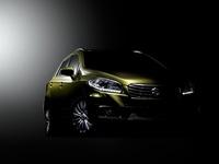 Genève 2013 : Suzuki présente le S-Cross de série