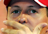 GP du Japon : Michael Schumacher ne croit plus au titre