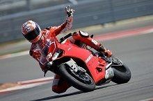 Actualité moto - Ducati: La 1199 Panigale prend l'R à Austin