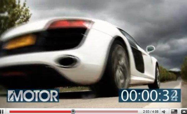 [vidéo] : Audi R8 vs Audi R8, V10 ou V8 ?