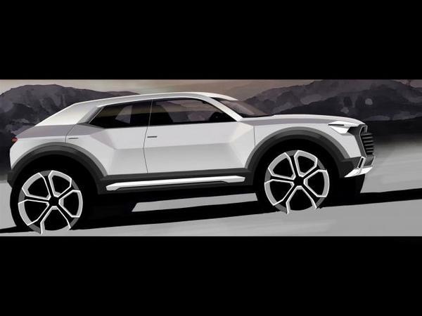Futures Audi RS Q1 et SQ1: 300 ch essence et 231 ch diesel