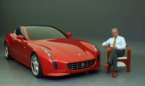 [vidéo] La genèse de la Ferrari GG50 de Giorgetto Giugiaro