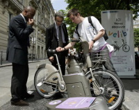 Paris : le Vélib' proposé aux communes limitrophes
