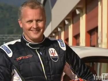 [Vidéo] Johnny Herbert fait chanter la Maserati Gran Turismo MC Stradale à Mugello