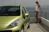 La Peugeot 207 caracole en GB