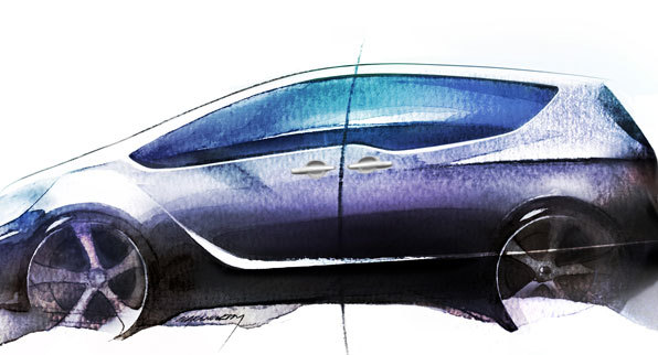 Opel confirme les portes antagonistes de son Meriva