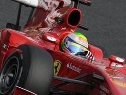 Felipe Massa : « Vraiment maudit »