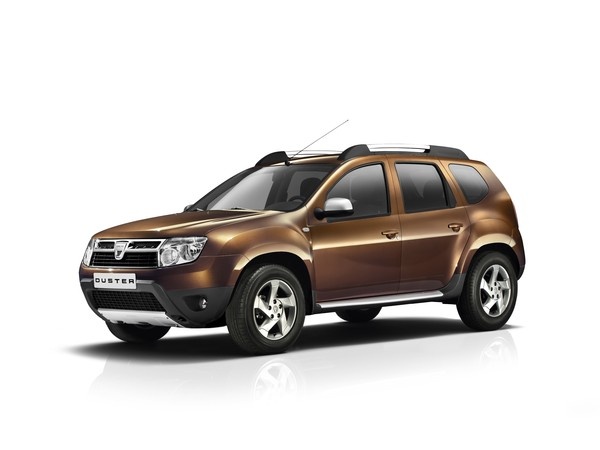 Dacia Duster: maintenant en GPL, en France