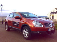 QASHCO2NOMY Challenge au Royaume-Uni : Nissan Qashqai, 1 367 km avec un seul plein !
