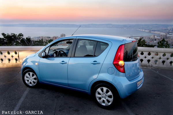Nouvel Opel Agila : de 10.600 à 14.100 euros
