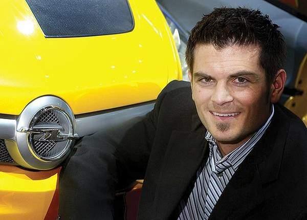 Bryan Nesbitt promu : un designer devient patron de Cadillac