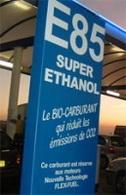 France : seulement 160 pompes E85 en service actuellement !