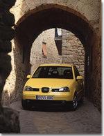 """La SEAT Arosa 1,4 l, 16V : pratique, coquine et sportive"""