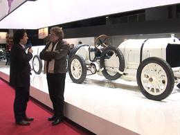 Vidéo en direct de Rétromobile 2013 - Tout ce qu'il ne faut pas rater