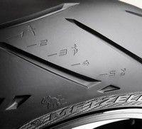 Metzeler Sportec M5 Interact : le pneu avec 5 zones de tension.