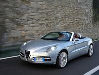 Alfa Romeo Duetto aux States et chez nous en 2010!