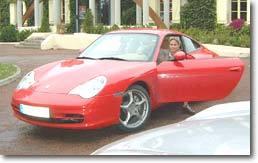 """""""J'ai essayé les modèles 2002    des Porsche 911"""""""