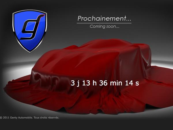 Une nouvelle supercar française de plus de 1000 ch signée Genty!