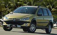 Peugeot 206 Escapade