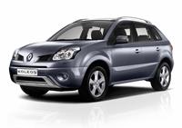 Salon de Genève 2008: Renault Koléos (toutes les informations officielles)