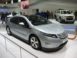 Objectif de production : la Chevrolet Volt électrique se révèle ambitieuse !