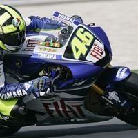 Moto GP: Losail D.2: La 46ème pole pour Rossi