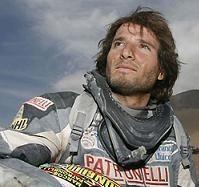 Dakar 2011 : Marcos Patronelli au départ !