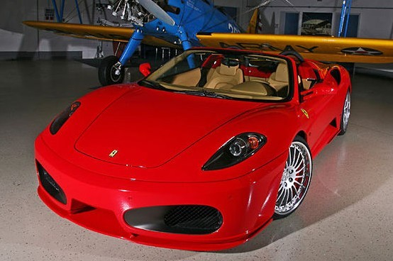 Ferrari F430 Inden Design, + 35 chevaux