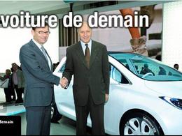 Véhicules électriques/expérimentation : l'Alliance Renault/Nissan a noué un partenariat avec une grande agglomération française