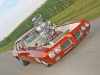Pontiac GTO bicompresseur : 5 vidéos + 12 photos..