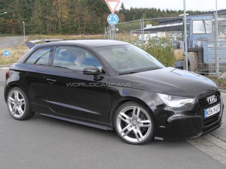 Surprise: l'Audi RS1
