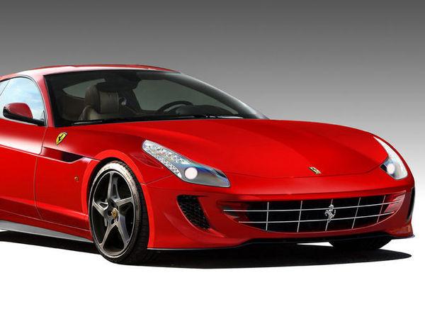 Ferrari: la remplaçante de la 599 ainsi?
