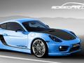 Genève 2013 : SpeedART présentera la SP81-CR