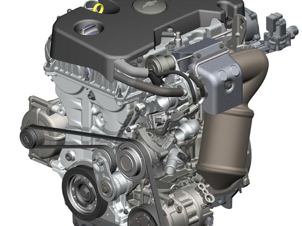 General Motors développe un nouveau petit moteur