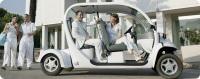 La Rochelle : le véhicule électrique GEM testé en libre-service