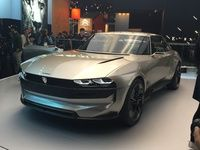Peugeot e-Legend concept : LA star du salon - Vidéo en direct du Mondial de Paris
