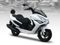 Daelim : quelques hausses de tarifs sur les scooters