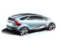 Salon de Genève 2008: Hyundai HED-5 Concept