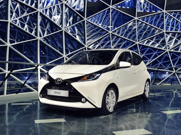 Toyota lance la production de son nouveau trois cylindres