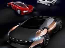 Exposition 30 ans de concept cars Peugeot : l'exposition de l'été pour les amoureux du lion