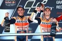 MotoGP - Espagne J.3 : Márquez subi la loi de Pedrosa et félicite Zarco