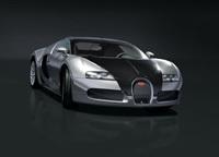 Salon de Genève: une nouvelle série spéciale de la Bugatti Veyron?