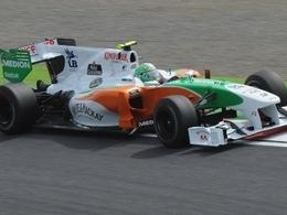 Liuzzi : « Williams plus rapide »