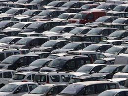Marché: le parc automobile français vieillit