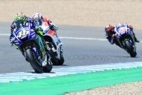 MotoGP - Espagne J.3 : Rossi à l'agonie