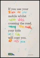 Sécurité routière en Grande-Bretagne : les parents doivent donner l'exemple aux enfants