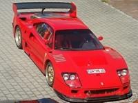 Une Ferrari F40 GTE by Michelotto à vendre sur E-bay !