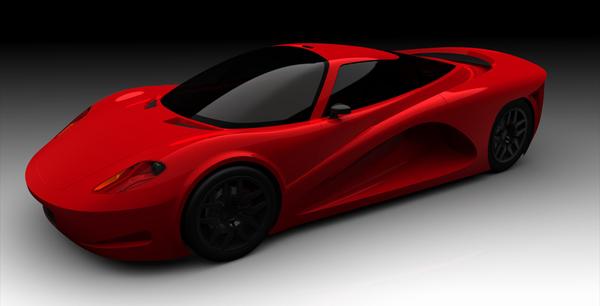 Velozzi Solo Crossover et Supercar : ambitions 3D vertes
