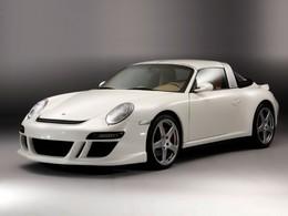 Ruf 911 Roadster : vieux Targa sur jeune 911